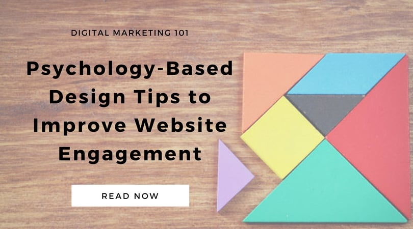 Psychology-Based Design Tips to Improve Website Engagement